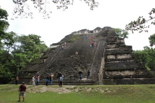 「失われた世界」の大神殿