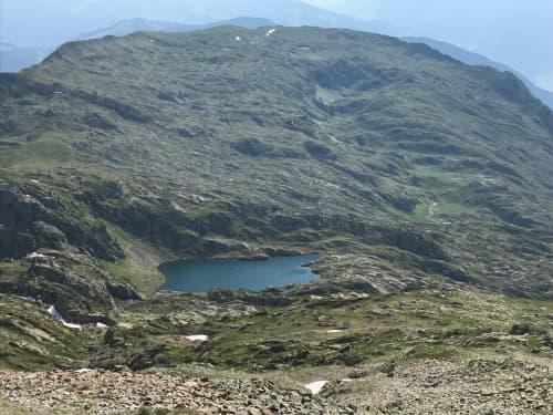 ブレヴァン 湖