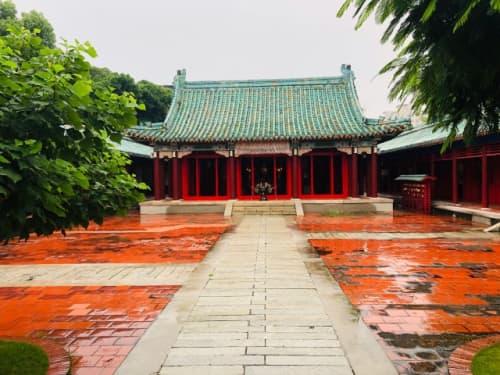 台南のお寺