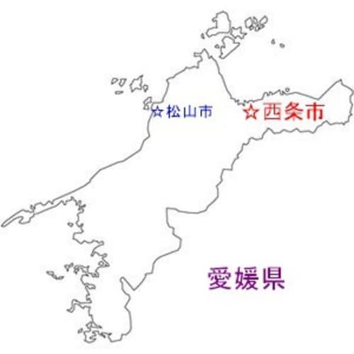 西条市 地図
