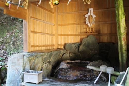 石鎚神社 うちぬき