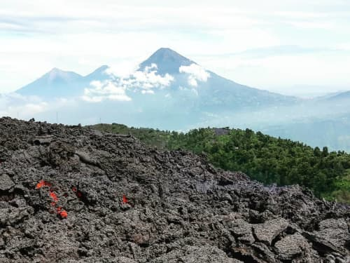 火山とマグマ