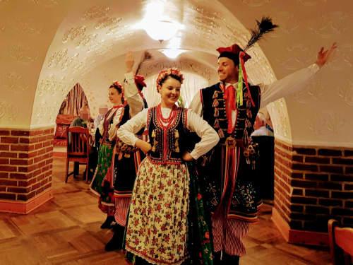 クラクフ民族衣装
