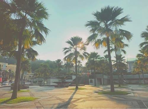 クアラルンプールの風景
