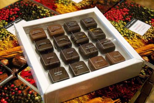 バルセロナのお土産高級チョコレート