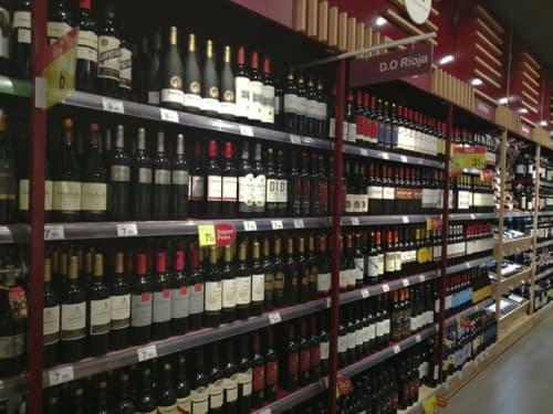 バルセロナのお土産ワイン