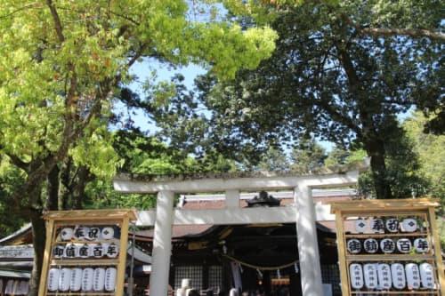 武田神社 本殿