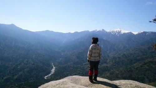 白谷雲水峡 ツアー