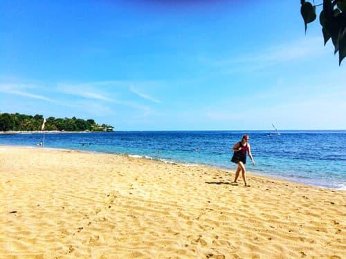 バリ島一人旅