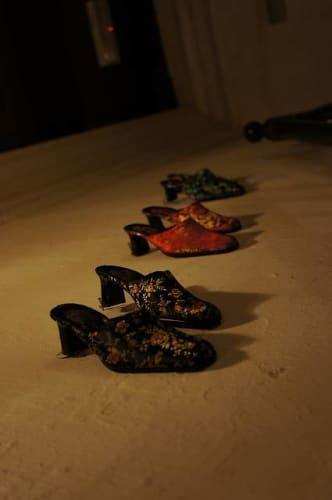 マレーシア 旅行 靴