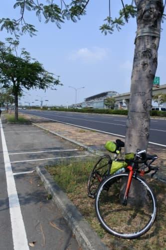 4月の台湾と自転車