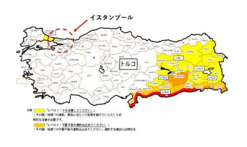 トルコ治安