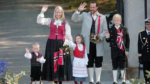 ノルウェー王室