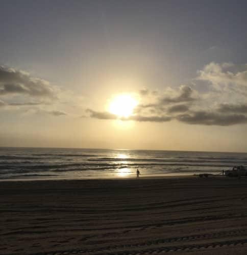 オーストラリアの日差し