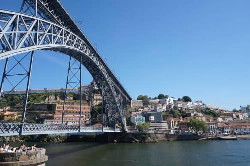 ポルトガル ポルト ドン・ルイス1世橋