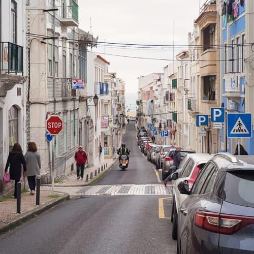 ポルトガル 冬
