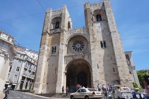 ポルトガル リスボン リスボン大聖堂