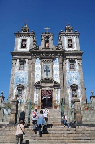 ポルトガル ポルト サント・イルデフォンソ教会