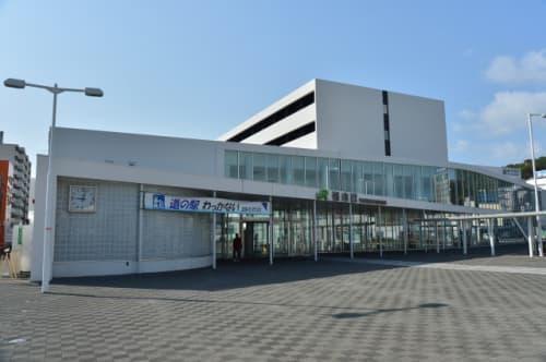 現在の稚内駅駅舎