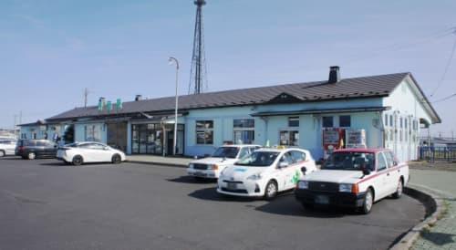根室駅駅舎