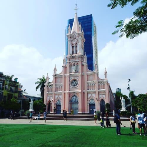ベトナム ダナン ダナン大聖堂