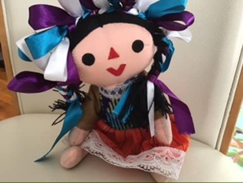 カトリーナ人形