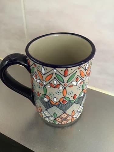 セルビン焼きマグカップ