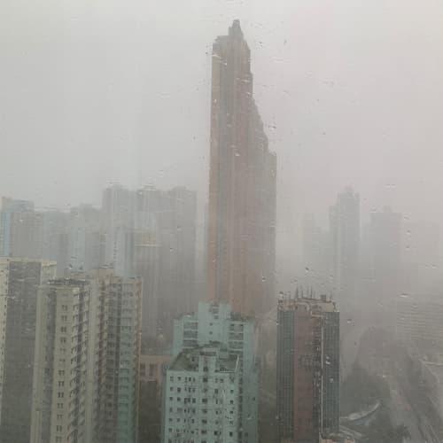 香港 台風