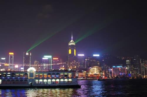 香港 ベストシーズン