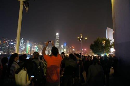 香港 春 シンフォニーオブライツ