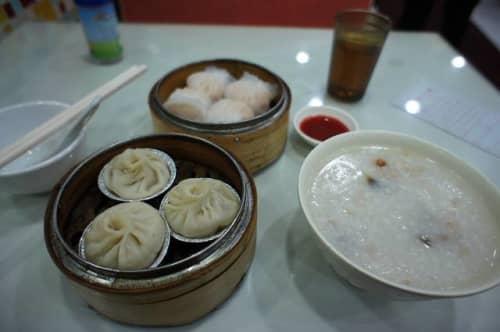 香港 寒い 食事