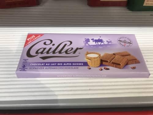 カイエのミルクチョコレート