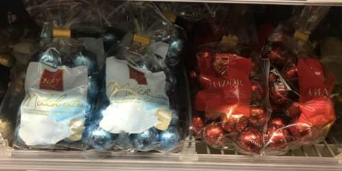 お土産用に使えるフレイのチョコレート
