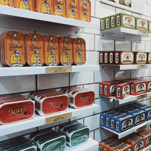 マカオのお土産イワシの缶詰