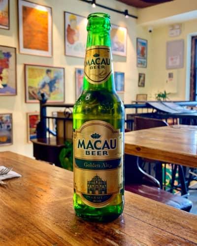 マカオビール