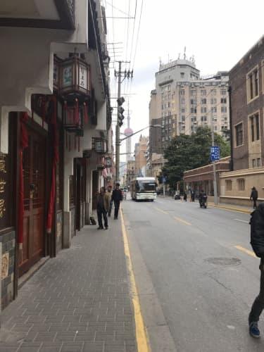 上海 路地