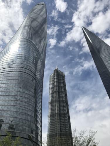 上海 高層ビル