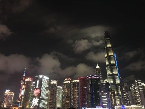上海 夜景