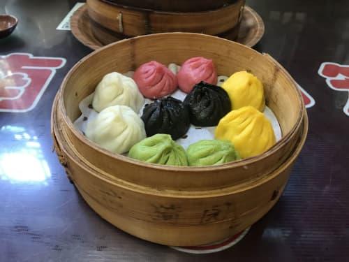 上海 小籠包