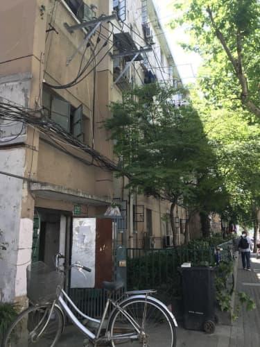 上海 アパート