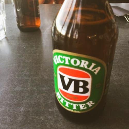 ビクトリアビール