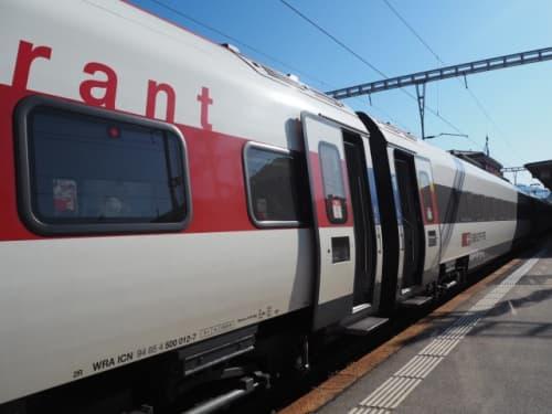 スイスの国鉄