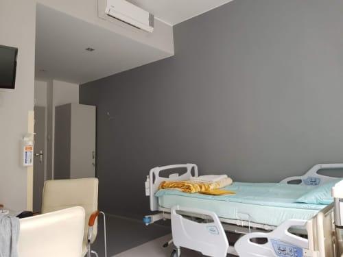 ポーランドの病院
