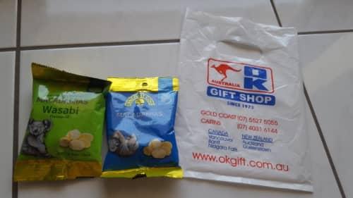 Ok Gift Shopの購入品
