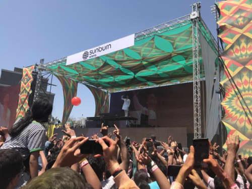 DJ SNAKEとホーリー祭