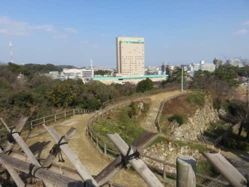 ホテルコンコルド浜松方面