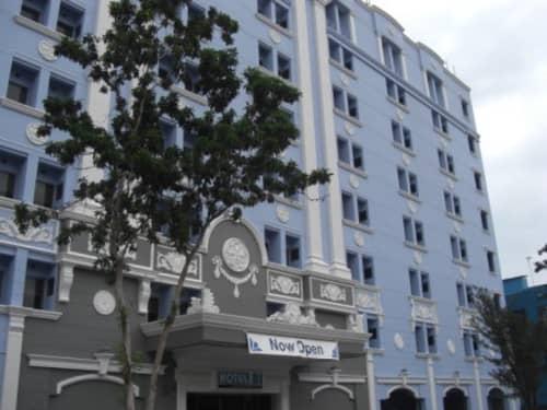 ゲイランでラブホ代わりに使われるホテル