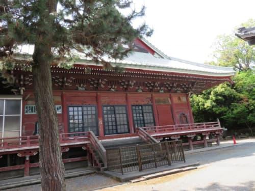 鴨江寺の観音堂