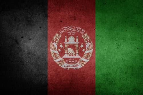 アフガニスタン国旗