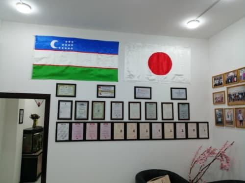 日本とウズベキスタン